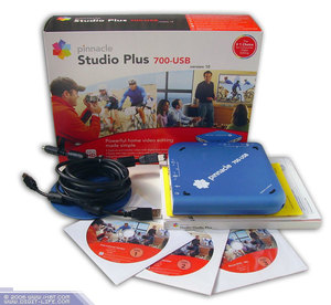 Pinnacle Studio Plus 700-USB